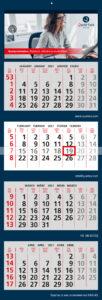 viermaandskalender