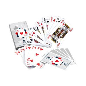 speelkaarten met bedrukking